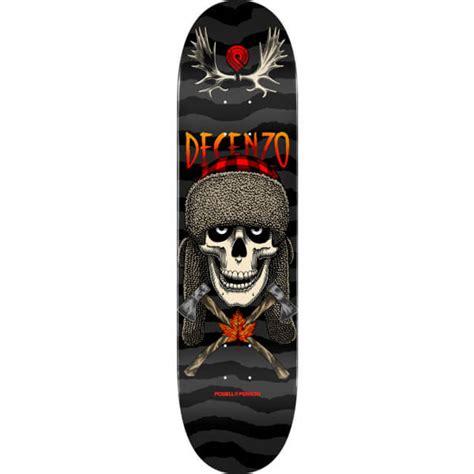 Powell Peralta Scott Decenzo Trapper Skateboard Deck   8 x ...