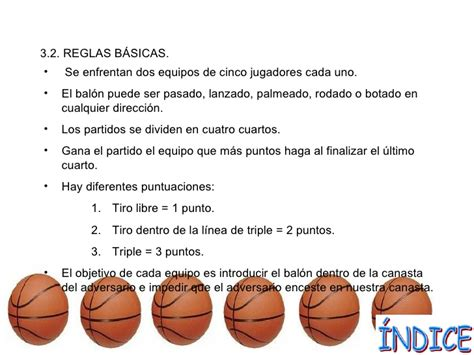 Power point baloncesto