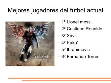power point futbol
