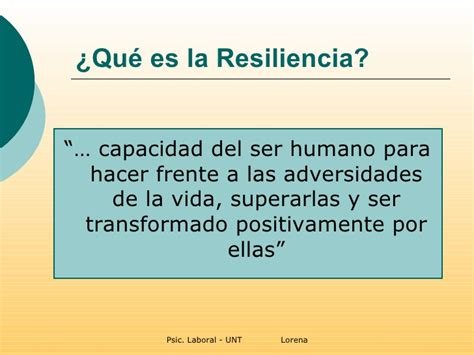 Power Resiliencia