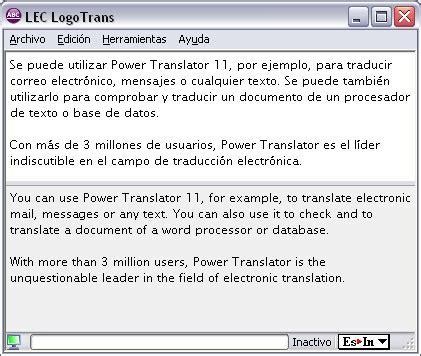 Power Translator Personal 12 - LEC - Traduce con facilidad ...