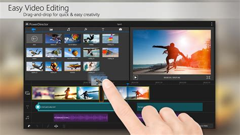 PowerDirector Video Editor App - Android Apps on Google Play