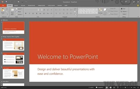 Powerpoint-2016-on-windows-10 - Windows Mode