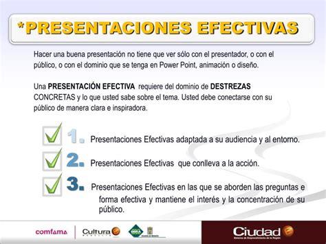 PPT - COMO HACER PRESENTACIONES EFECTIVAS 10 pasos para ...