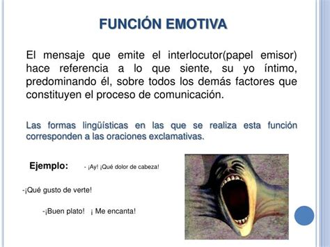 PPT   FUNCIONES DEL LENGUAJE PowerPoint Presentation   ID ...