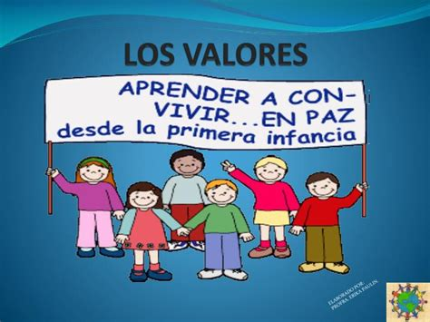 PPT   LOS VALORES PowerPoint Presentation   ID:2582128