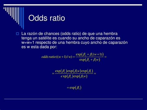 PPT - Modelos lineales generalizados PowerPoint ...