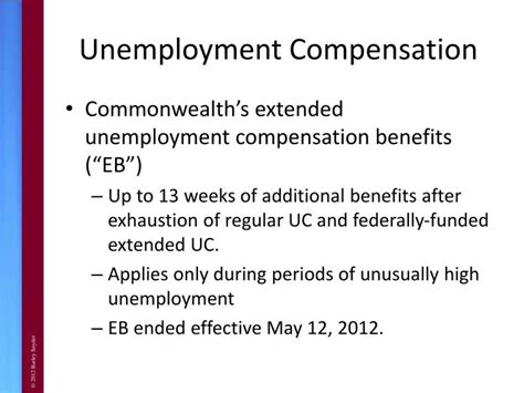 PPT - Pennsylvania Legal Update and Unemployment ...