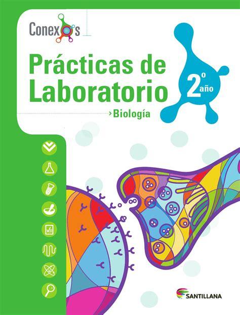 Prácticas de Laboratorio Biologia 2do año   Conexos by ...