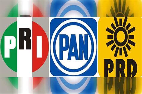 PRD, PAN y PRI en crisis, y poner a candidatos externos ...