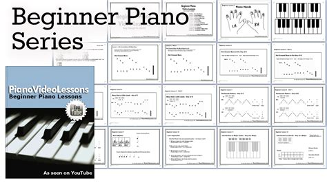Pre Beginner Piano Lessons   Piano Video Lessons Courses