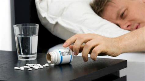 Precaucin con las pastillas para dormir!