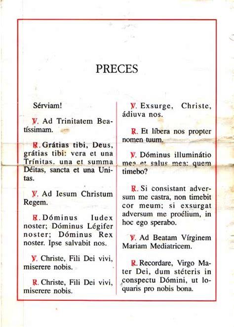Preces   Opus Dei info
