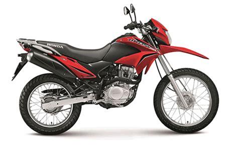 Precio de motocicletas honda en mexico