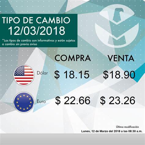Precio del dólar en ventanilla de Banjército   Cambio Peso ...