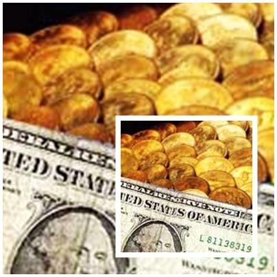 Precio del oro a la espera de los tipos de la Fed y NonFarm