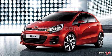Precio Kia Rio Hatchback Automatico
