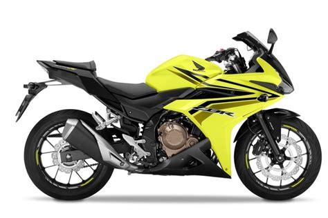 Precio y ficha técnica de la moto Honda CBR500R 2016 ...