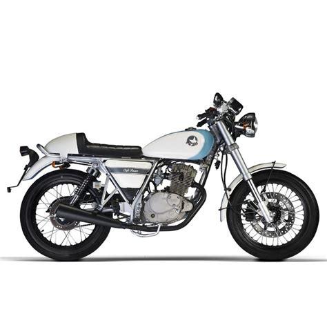 Precio y ficha técnica de la moto Mash Café Racer 125 2014 ...