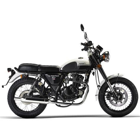 Precio y ficha técnica de la moto Mash Seventy Five ...