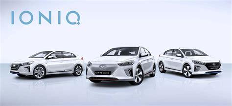 Precios del Hyundai Ioniq eléctrico en España - Movilidad ...