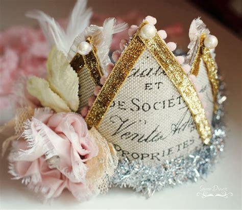 Preciosas coronas para fiestas   Disfraces caseros y ...