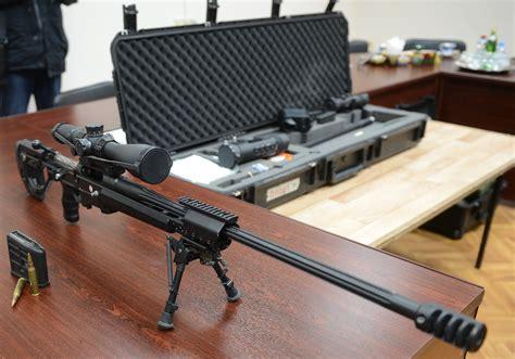 'Precisión', el novedoso fusil de francotirador del ...