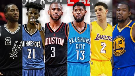 Predicting The Record For All NBA Western Conference Teams ...