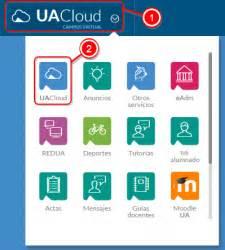 Preguntas Frecuentes  FAQ . UACloud