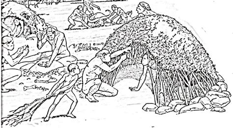 Prehistoria para colorear - Imagui