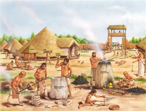 prehistory 1º ESO (Elena García Marín)