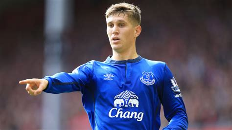 Premier League: John Stones a  future Everton captain ...
