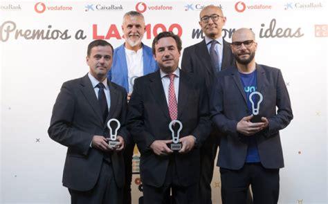 Premio ACTUALIDAD ECONÓMICA a las mejores 100 ideas del ...