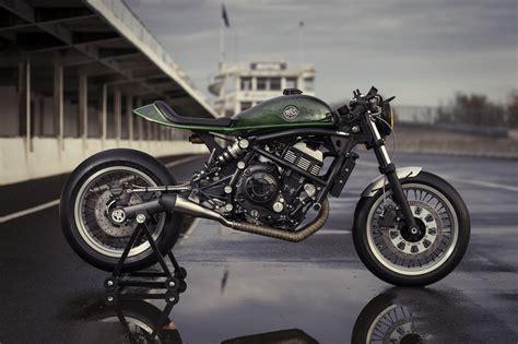 Prépa : Kawasaki Vulcan S transformée en Café Racer par ...