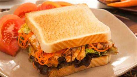 Prepara un delicioso sandwich de pollo buffalo   YouTube