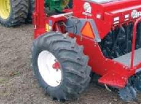 Preparar el tractor para la siembra - Agritotal