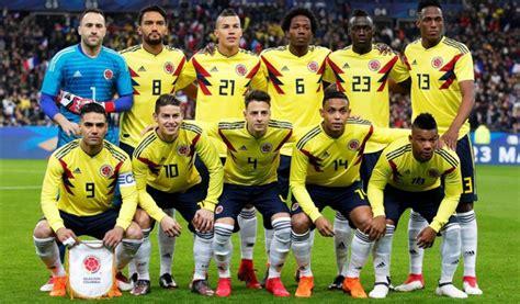Preseleccionados Colombia Rusia 2018: Colombia presentó su ...