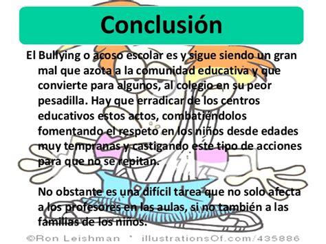 Presentacion bullying final