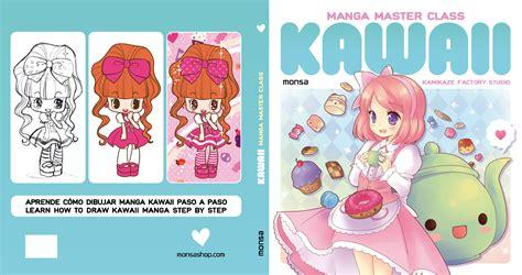 Presentación de los libros Manga Master Class: KAWAII y ...