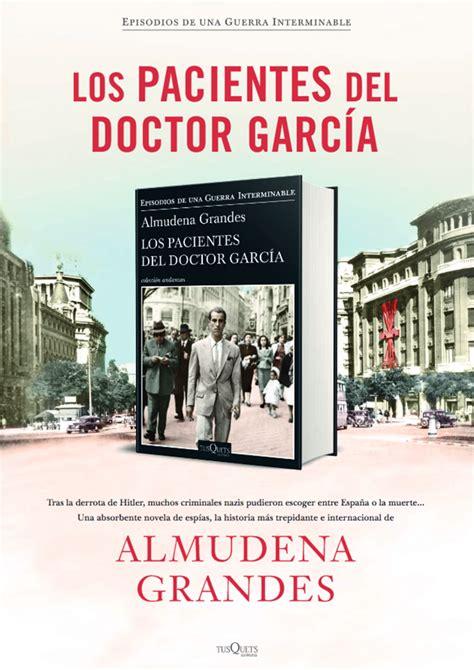 Presentación de  Los pacientes del Doctor García  de ...