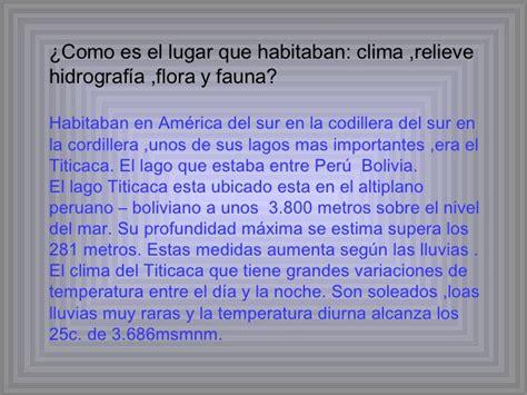 Presentación Incas B