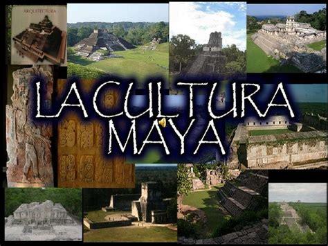 Presentacion Mayas
