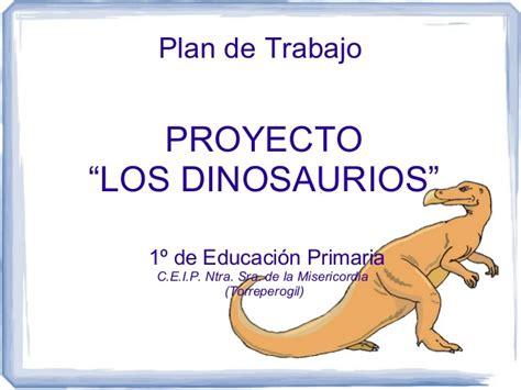 Presentación plan de trabajo proyecto