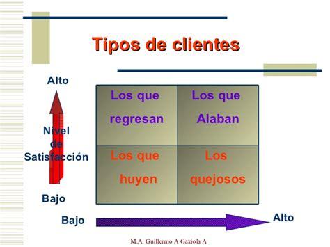 Presentación Servicio al Cliente