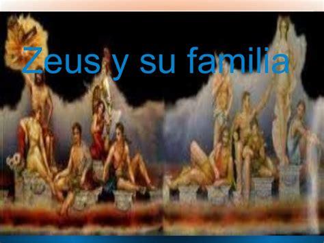 Presentaciones Mitológicas:Zeus