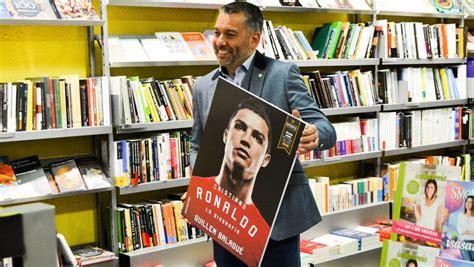 Presentada la biografía de Cristiano Ronaldo