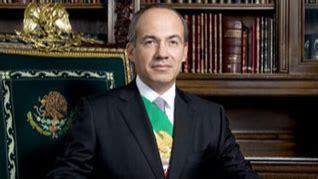 Presidente Felipe Calderón Hinojosa   Presidencia de la ...