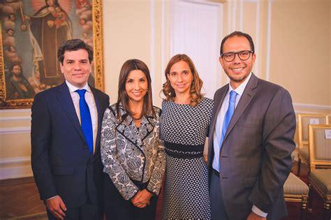 Presidente Iván Duque posesionó equipo de trabajo para la ...