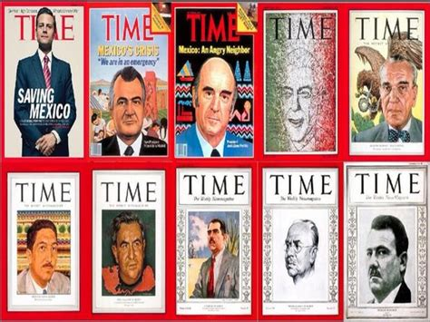 Presidentes en Time   Diario Digital