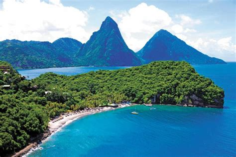 PRESS RELEASE: Saint Lucia named on top Caribbean islands ...
